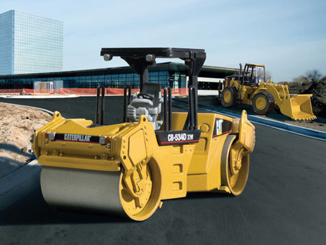 CAT Machinery And Models | Net News Online | Scoop.it