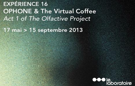 Influencia - BLOG-IN / DAILY - The Olfactive Project, Acte 1 : et si recevoir des messages olfactifs devenait possible ?   What about innovation?   Scoop.it