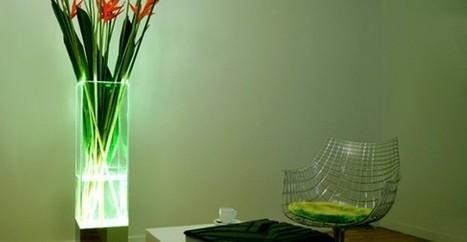 Vase LAMPE by David BITTON | DECO-DESIGN | Revue Déco du Web par Du Côté de Chez Vous | Scoop.it