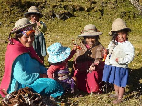 Bolivie: la majesté des Andes | Chroniques boliviennes | Scoop.it