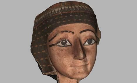 Explorez gratuitement la collection d'objets 3D du musée d'art égyptien Petrie de Londres | Archimag | Infodoc et autres tracas... | Scoop.it