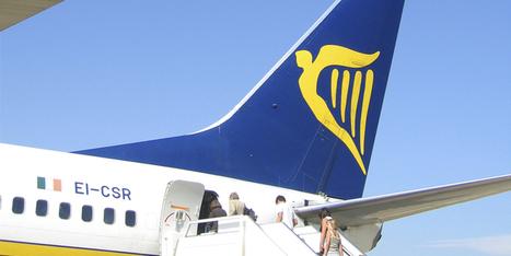 Sécurité IT : un scam dans l'aile de Ryanair - ITespresso.fr | Information Technology | Scoop.it