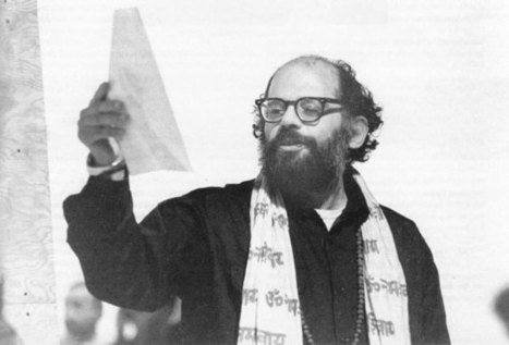 Allen Ginsberg Gets Heckled by Beat Poet Gregory Corso at a 1973 ... | Human Writes | Scoop.it