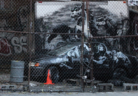 Banksy s'empare de New York | You're Welcome - Séjours linguistiques aux USA, Bons Plans & Actus | Scoop.it