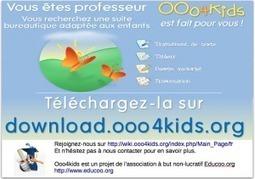 Clin d'oeil outil : OOo4kids 1.3, le mode annotation et le TBi arrive dans votre suite ... | ENT | Scoop.it