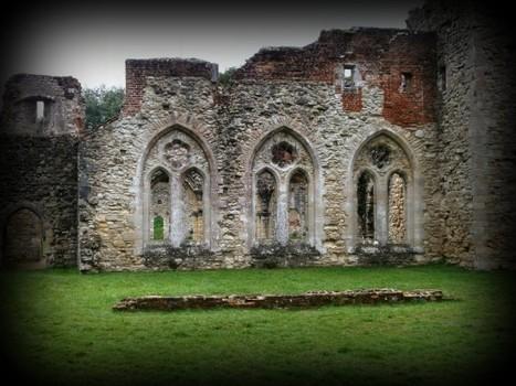 Tea in England | Abbey ruins tea | Archaeology News | Scoop.it