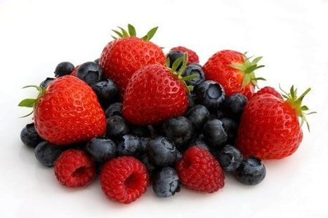 Biggest-ever study proves berries and grapes help weight loss | The Times | Healthy lifestyle | Scoop.it