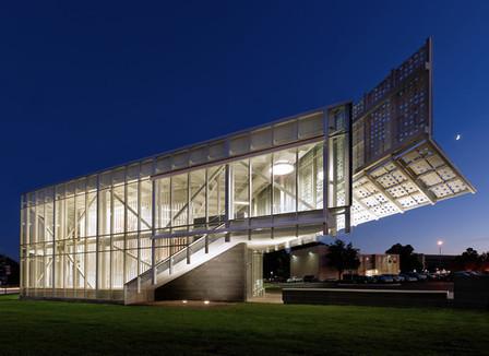 Centro de Bienvenida Davis-Harrington  / Dake | Wells Architecture | retail and design | Scoop.it