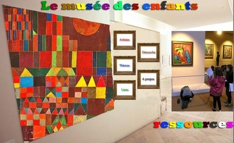 Arts et numérique à l'école : Mettre en place un musée des enfants dans votre classe | Arts & numérique (ou pas) | Scoop.it