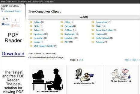Free Clipart Now, miles de gráficos para uso libre | Compartiendo, conectando, difundiendo y contribuyendo | Scoop.it