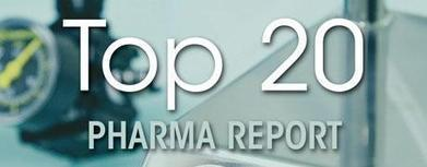 Top 20 Pharma Report | Clinical Trial Outsourcing | Scoop.it