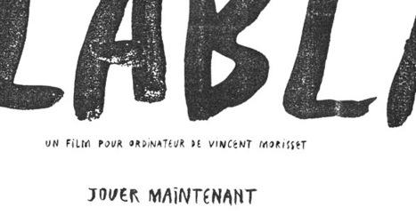 BLA BLA - a film for computer by Vincent Morisset | Le BONHEUR comme indice d'épanouissement social et économique. | Scoop.it