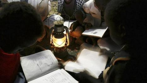 Des maires africains lancent un appel pour électrifier le continent | Afrique: développement durable et environnement | Scoop.it
