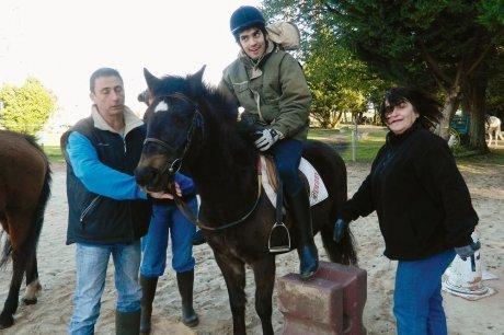 Quand l'équitation s'adapte au handicap | Cécile Andrzejewski | Scoop.it