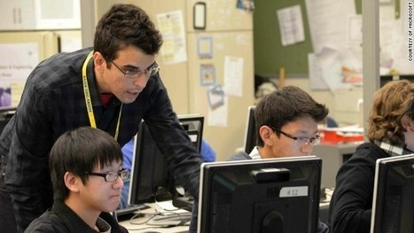 Molding the next generation of computer scientists | Interesting Innovation | Scoop.it