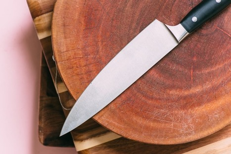 5 Things Your Knives Want You to Know About Cutting Boards — Sharpen Up | Ceramic Knives | Scoop.it