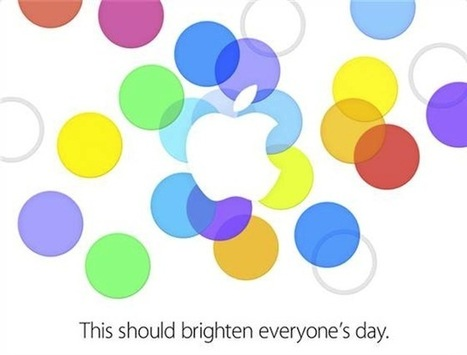 Apple To Make New iPhone Announcement Today [Updated] - SFist | iPhone update | Scoop.it
