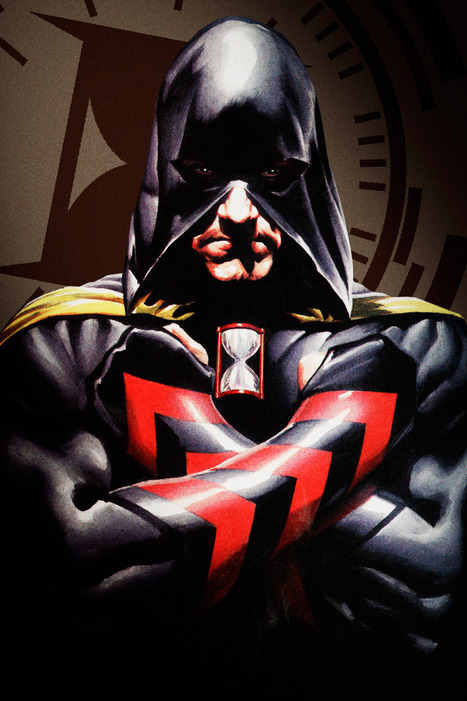 The CW Developing Drama Based on DC Comics Hero 'Hourman'   CLOVER ENTERPRISES ''THE ENTERTAINMENT OF CHOICE''   Scoop.it