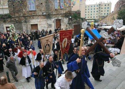 La Saint-Joseph célébrée aujourd'hui à Bastia  | Alta Frequenza | TdF  |   Culture & Société | Scoop.it