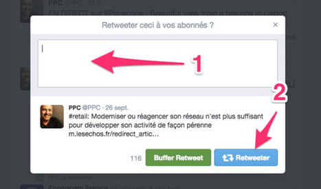 #Twitter : guide de démarrage et astuces | Time to Learn | Scoop.it