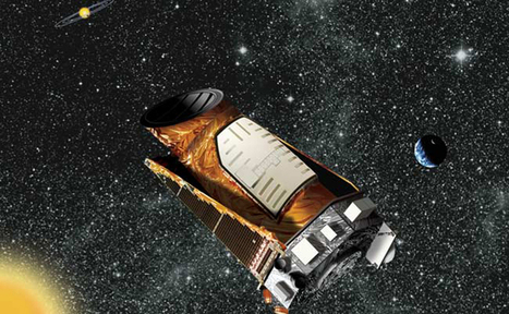 NASA Will Unveil New Discoveries from Planet-Hunting Kepler Spacecraft Wednesday | Koyal InfoMag | Scoop.it