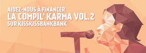 Compilation KARMA - Vinyle - Participez ! | Facebook | Social Media | Scoop.it