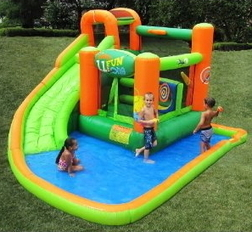 Fun Things to Do With the Bounce House | Just Messing Around | Scoop.it