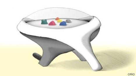 Ce robot calcule et fabrique la dose parfaite de vos vitamines quotidiennes | Post-Sapiens, les êtres technologiques | Scoop.it