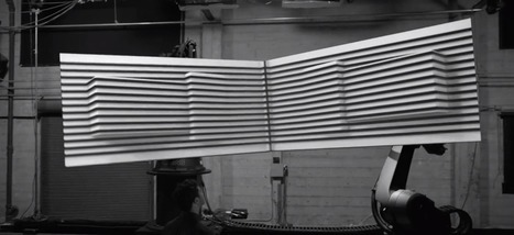 This short film combining robotics and projection will blow your mind | Luminous Art | Scoop.it