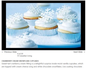 20 yummy cupcake recipes | Christmas Goodies | Scoop.it