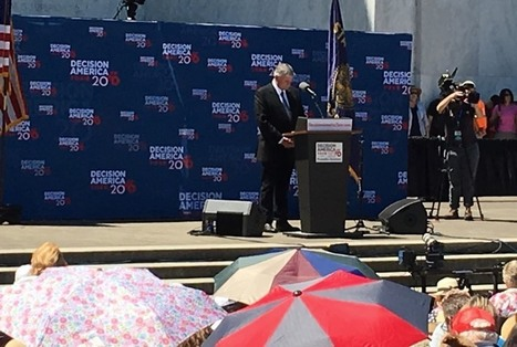 "Franklin Graham: ""Time for the Church to be Heard!"" The Important Message from His 50-State Tour Stop in Oregon 