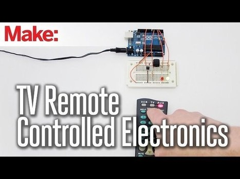 Control Any Circuit with a TV Remote and an Arduino | fight | Scoop.it