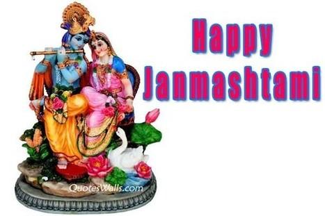 Janmashtami SMS Message Hindi   Hindi SMS Shayari   Scoop.it