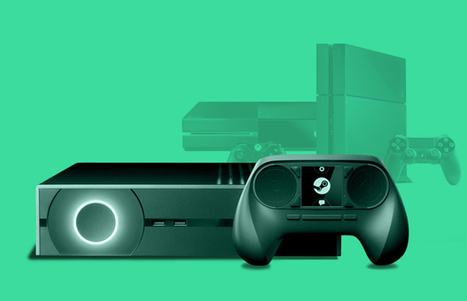Steam Machine Chaos: Can The New Box on the Block Steal Xbox, PlayStation ... - Complex.com | Technology | Scoop.it