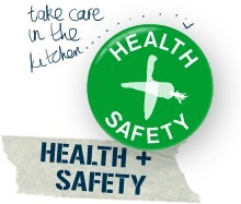 HEALTH + SAFETY: Take Care in the Kitchen | Food Technologies: Preparation & Safety | Scoop.it
