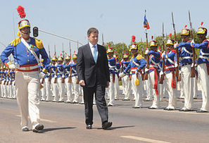 Colombian President Santos leaves door open for human rights organization to decide Bogotá mayor´s future | Colombia | Scoop.it