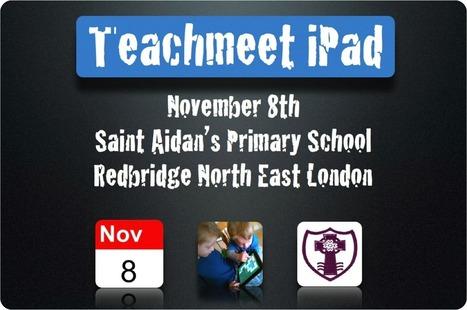 TeachMeet / Teachmeet Ipad   IPADS in Primary Schools   Scoop.it