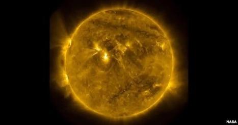 Sun on Verge of Massive Flip | Flash Science News | Scoop.it