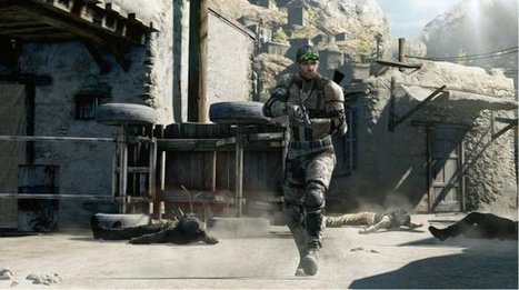 Tom Clancy Splinter Cell Blacklist   Best Video Games   Scoop.it