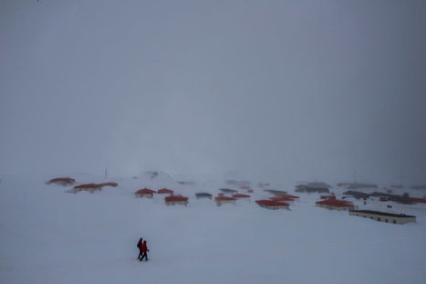 Antarctic Life: No Dogs, Few Vegetables and 'a Little Intense' in the Winter   Antarctica   Scoop.it