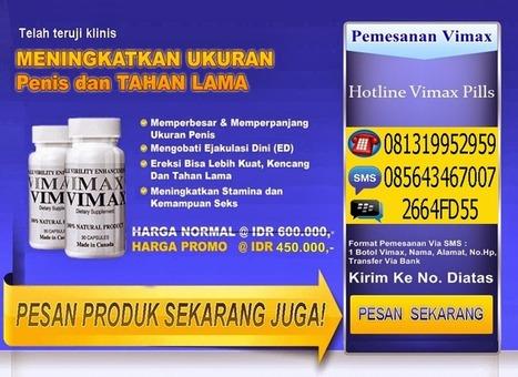 Central Obat Pembesar Penis Vimax Herbal | Pembesar alat vital | Central Obat Pembesar Penis Vimax Herbal | Pembesar alat vital | Scoop.it