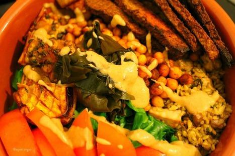 Tempeh Bacon Bowl [Vegan] | My Vegan recipes | Scoop.it