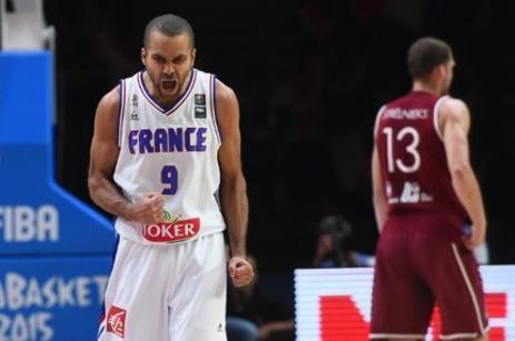 Euro de basket: Tony Parker est sorti de sa boîte | Ideas for class | Scoop.it