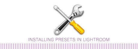 Installing Presets in Lightroom | Mr Feeling | Scoop.it