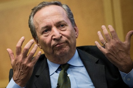 Watch Larry Summers Explain the Biggest Economic Problem of Our Time (VIDEO) | The Sentinel - Prints of Economic Affairs | Scoop.it