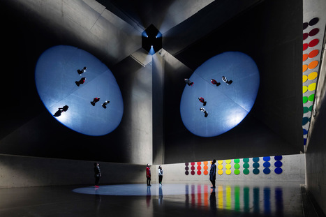 Olafur Eliasson: The open pyramid | Art Installations, Sculpture, Contemporary Art | Scoop.it