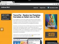Google Chrome Para iPad « Anáhuac Móvil | iPADS EN EDUCACIÓN | Scoop.it