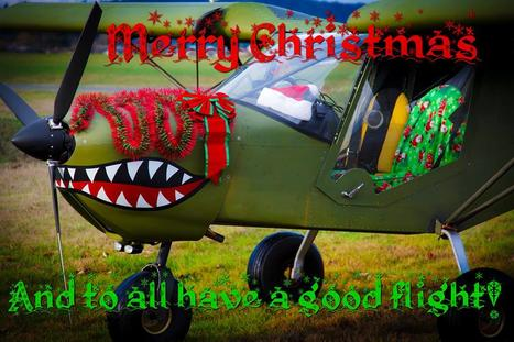 Merry Christmas and to all a good flight!   North America Shuttle Transfer   Scoop.it
