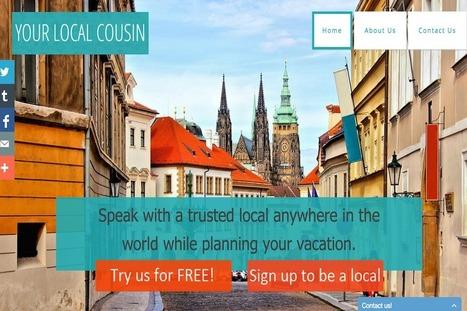 #Travel #Startup @markmyworldcom  @YourLocalCousin @expatreviewsapp | ALBERTO CORRERA - QUADRI E DIRIGENTI TURISMO IN ITALIA | Scoop.it