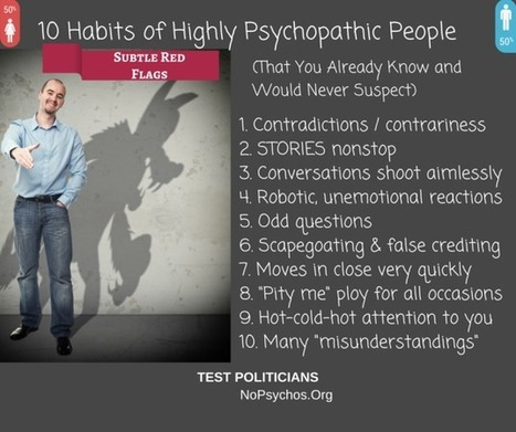 Psychopathy Research | psychopathy | Scoop.it